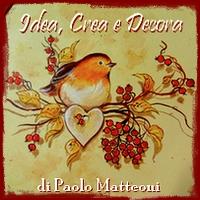 Icona Idea,Crea e decora studio di creazioni artistiche di Paolo Matteoni